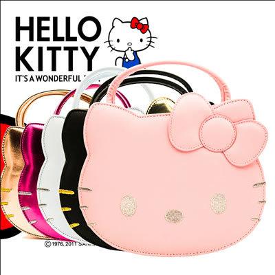 5e77eca3c9 Qoo10 - New 2016 Hello Kitty girls princess bag wallet purse portable  messenge...   Bag   Wallet