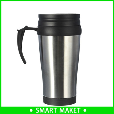 Coffee Tumbler Steel Thermos Mug Abs Travel New Stainless 500ml Cup Tea 5AjRq34L