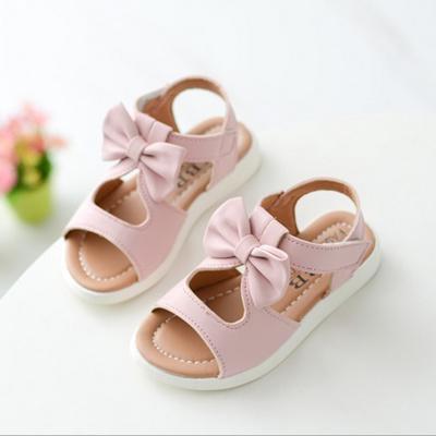 00176498a55008 Qoo10 - New arrival girls sandals fashion summer child shoes high quality  cute...   Kids Fashion