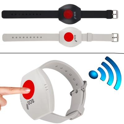 New Arrival Smart Emergency Sos On Safety Alarm Bracelet For The Elderly Children Patient