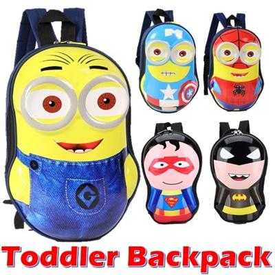 6051d4413e1c Qoo10 - NEW ARRIVAL Toddler Backpack Kid Bag Baby Kindergarten School Bag  Mini...   Kids Fashion