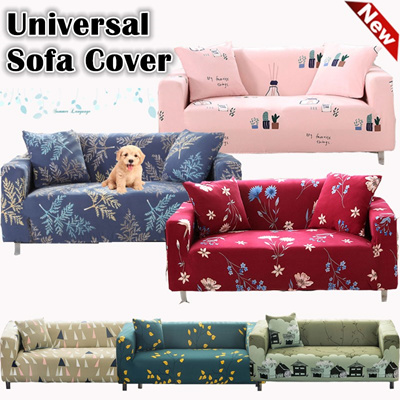 Qoo10 New Arrivals Universal Sofa Cover Multi Size Elastic Sofa