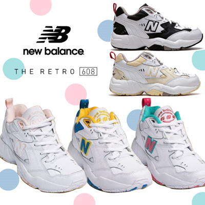 tout neuf e64b7 cf582 Qoo10 - NEW BALANCE 608 : Shoes