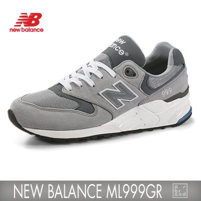 ♥Free Shipping♥ NEW Balance ML999GR Women Men Daily casual sneakers comfort  Shoes Original 23e00a5bfb