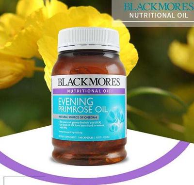 [NEW] Blackmores Evening Primrose Oil1000mg 190 Capsules