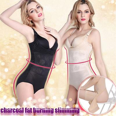 801fcfc29e New Charcoal Fat burning slimming Shapewear Slimming Corset Charcoal Fat  burning slimming Shape
