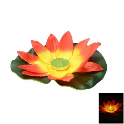 Qoo10 New Cloth Plastic Lotus Flower Wishing Light Red Sports