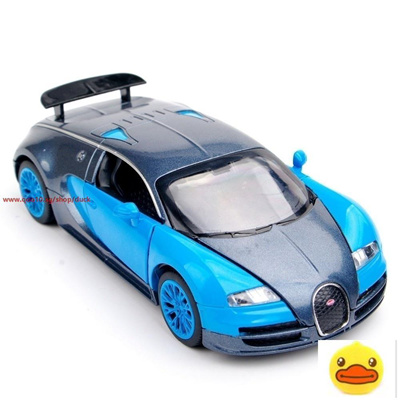 Qoo10 New Collection Model Car Bugatti Veyron 1 32 Alloy Car Model