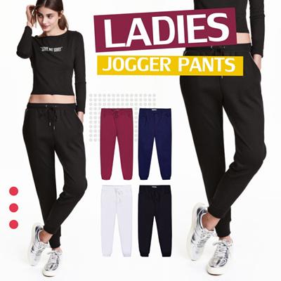 New Collection! Women Jogger Pants - Celana Panjang Wanita - Celana Jogger  Wanita - Casual c682900a94