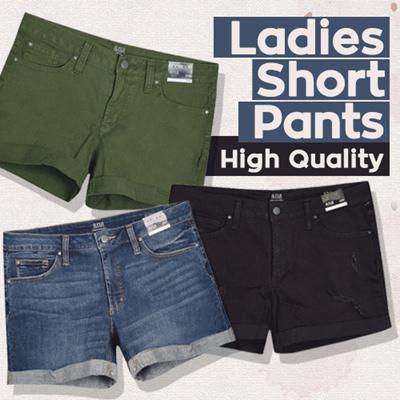 New Collection! Women Ladies Short Pants - Celana Pendek Wanita - Celana  Santai - Good 9e066d715a