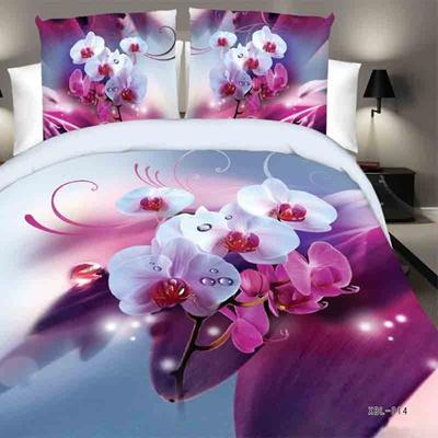 Qoo10 New Comfortable 3 Pcs 3d Bedding Set Bed Clothes Bed Linen