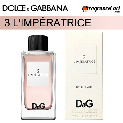Qoo10 - D G 3 L Imperatrice   Perfume   Luxury Beauty d7ef7100205f