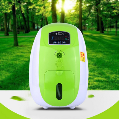 New Fashion 1-5L/min Portable Home Oxygen Concentrator Generators  Intelligent Remote Control Home Of