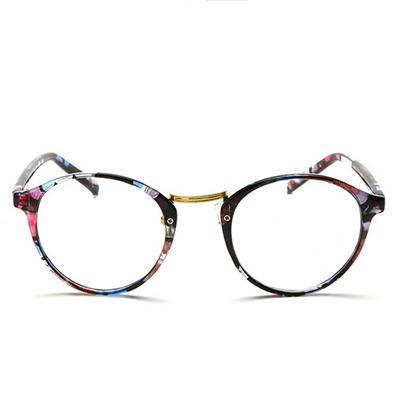 1d23815a09 Qoo10 - New Fashion Eyeglasses Eye Glasses Frames For Men Women Unisex Nerd  Cl...   Men s Bags   Sho.