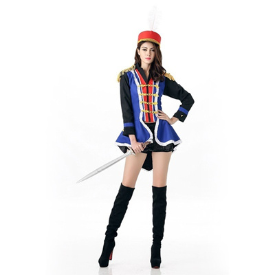 New Female Soldier Role Playing Costume Women Carnival Christmas Day Cosplay Game Uniforms  sc 1 st  Qoo10 & Qoo10 - New Female Soldier Role Playing Costume Women Carnival ...