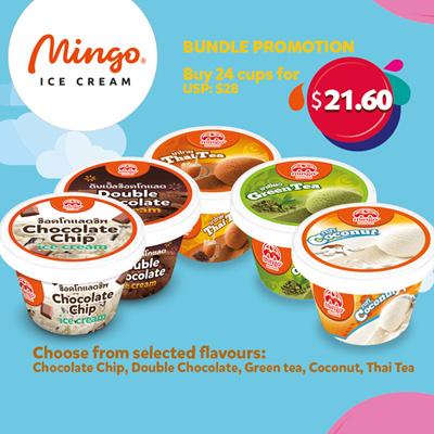 2864bfb9b0d76 Qoo10 - Mingo Ice Cream   Groceries