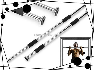 New Home Door Exercise Bar Exercise Equipment Chin Pull Up Workout Training Fitness Home Dip Gym & Qoo10 - New Home Door Exercise Bar Exercise Equipment Chin Pull Up ...