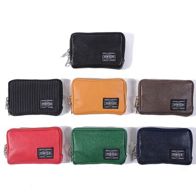 69a2dde84c65 Qoo10 - New Japan s Yoshida PORTER clutch bag coin purse card holder  rectangul...   Bag   Wallet