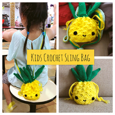 Qoo10 Kids Crochet Bag Kids Fashion
