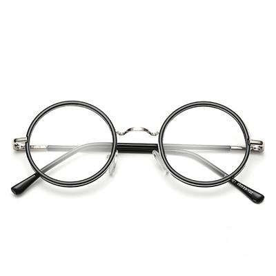Qoo10 - New Korean Men Vintage Harry Potter Style Round Glasses ...