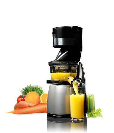 Qoo10 - New Kuvings Slow Juicer KJ - 623 S / 80 mm wide inlet Extractor Fruit ... : Home Electronics