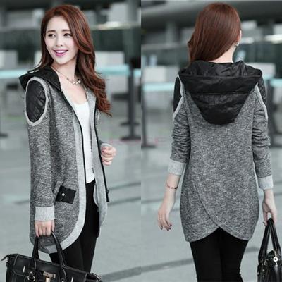 Qoo10 - New Ladies Women Long Sleeve Knit Zipper Front Cardigan Top Jacket  Jum...   Women s Clothing 9fd210ee3