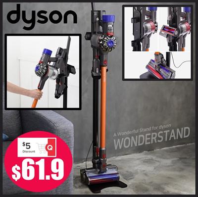 [NEW LAUNCHING ] WONDER STAND Dyson Stand / Vacuum Cleaner Holder for  V6/V7/V8/V10