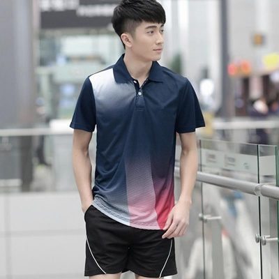 56a990ee544cb9 Qoo10 - NEW Men s Badminton Wear Kit Athletic Wear Leisure Running 3 Colors  6 ...   Women s Clothing