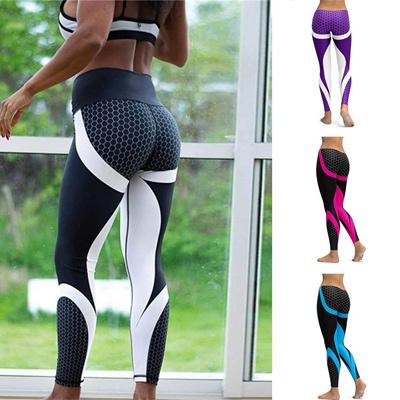 852790ed724cf2 Qoo10 - New Mesh Pattern Print Leggings Fitness Leggings For Women Sporting  Wo... : Women's Clothing