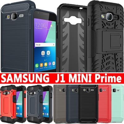 best service 36d25 4507a New Model Samsung Galaxy J1 MINI Prime case cover Tempered Glass for  samsung J1 Mini Prime casing