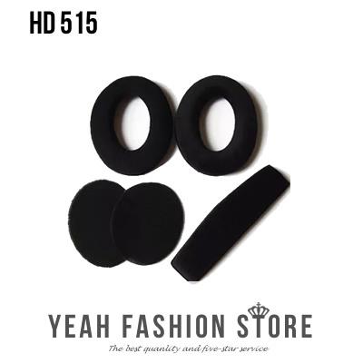 3fc3e86a2ff Qoo10 - New Replacement Ear Pads Cushion Headband Set For Sennheiser HD515  HD5...   Mobile Accessori.