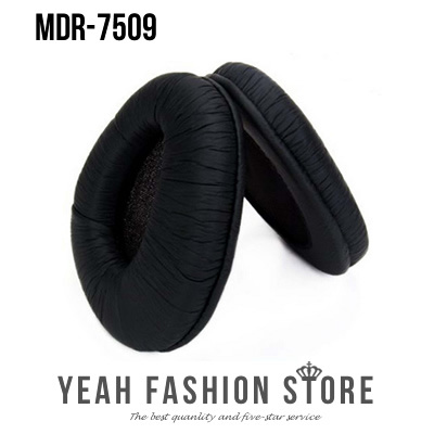 650b97de6b2 Qoo10 - New Replacement Headphone Cushion Ear Pads Earpads For Sony  MDR-7509 M...   Mobile Accessori.