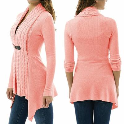 NEW Sweater Single Button Cardigan