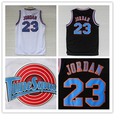 low priced 38c1f bc525 New Space Jersey Michael Jordan 23,Toon Squad Jersey,Space Jam Jersey,Toon  Squad Men' s Space Jam