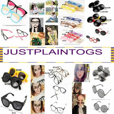 971f4670f01a7 Qoo10 - New Style Spectacles  Sunglasses  Geek Specs with Free Pouches!!   Fashion  Accessories