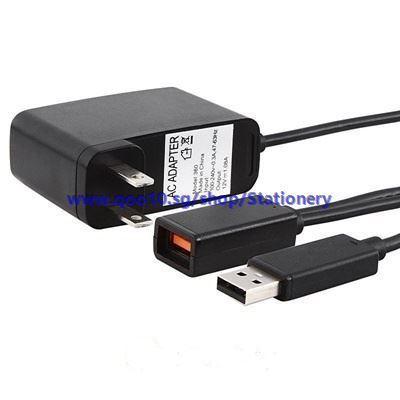 New USB AC Adapter Power Supply for Xbox 360 XBOX360 Kinect Sensor