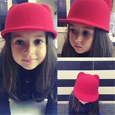 14e970dd364 Qoo10 - New Winter Fashion hip-hop Kids Baby Children Hats Warm Devil Hat  Cute...   Kids Fashion