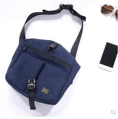 80b5f74893 Qoo10 - New Yoshida porter casual shoulder bag Messenger bag mens pockets  ches...   Men s Bags   Sho.