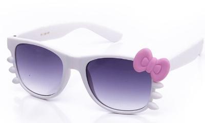 ccd50ac1b Newbee Fashion - Kyra Cute Ladies Retro Fashion Hello Kitty Sunglasses 20%  OFF 4 Pairs