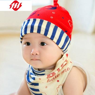Qoo10 - Newborn Bonnet baby Hat 0-3-6-12 months spring fall male and female  ba...   Men s Bags   Sho. 7673b912548d