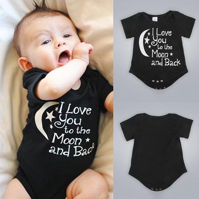 504e53b5b1a0 Qoo10 - Newborn Kids Baby Boy Girl Infant Cotton Romper Jumpsuit Bodysuit  Romp...   Men s Apparel
