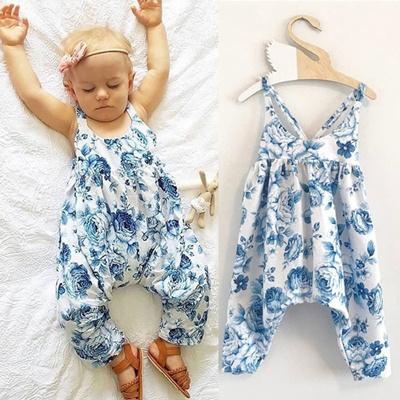 ec34762b876 Qoo10 - Newborn Toddler Infant Baby Girl Romper Jumpsuit Bodysuit Outfit  Sunsu...   Kids Fashion