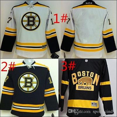 Qoo10 - NHL Kids jerseys Boston Bruins Youth  s 2016 cheap hockey jerseys  ...   Sports Equipment 38f7f3567