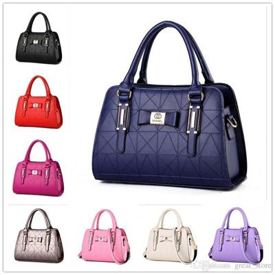 75cad55e338 Nice Lady bags handbag Stereotypes sweet fashion handbags Shoulder  Messenger Handbag.