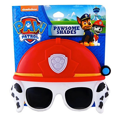 c1d1d8eb56 Nickelodeon Paw Patrol Marshall Mask Sunglasses. Marshall Halloween  Birthday Party Sunglasses.