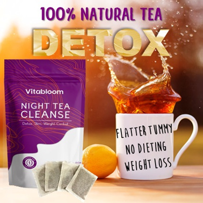Night Tea Cleanse Night Slimming Tea Detox Slim Weight Loss 100 Natural Tea Detox