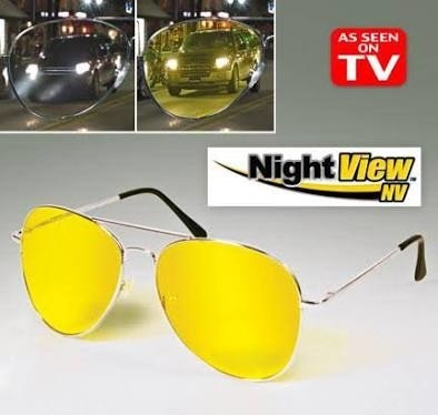 Night View Glasses Nightvision kacamata anti silau malam as seen on tv FAS  SJA3247238479 SJ0041 Qty010 488a2abd2b