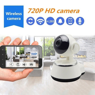 Night Vision Wireless Camera 720P WiFi Wireless Pan Tilt CCTV Network Home  Security IP Action Camera ab19a02527
