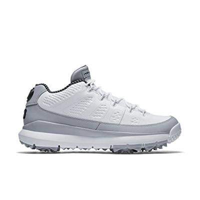 fb2ddf365 Qoo10 - (NIKE) Air Jordan IX Retro Golf White Black-Wolf Grey Shoes  833798-103...   Sportswear