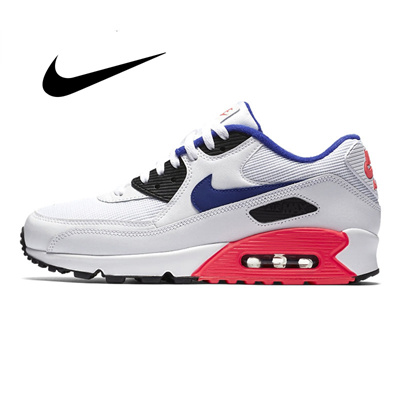 NIKE AIR MAX 90 essential breathable running shoes for men sneakers 537384 136